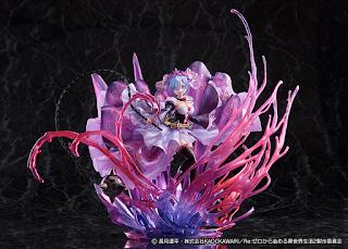 Demon Rem - Crystal Dress Ver.- 1/7 de Re: Zero, Shibuya Scramble Figure