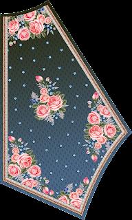 Flower Print Ladies Track Suit -Skirt Ghera 2617