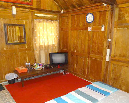 Tinuku Landscape design Kampoeng Baron restaurant, guest house, campsite and art gallery as ethnic village resort
