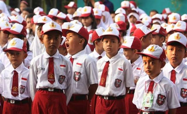 Resmi 163 Daerah Zona Kuning Diizinkan Belajar Tatap Muka di Sekolah