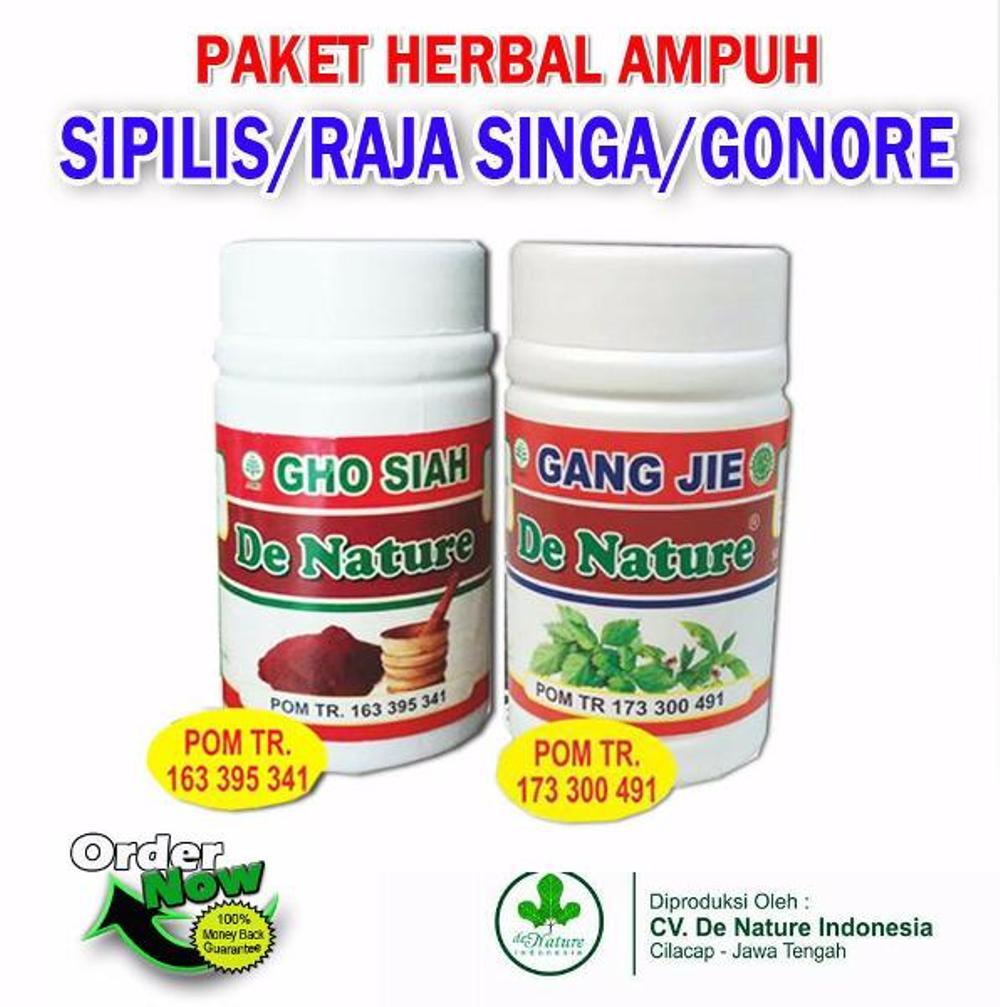 Yang Jual Obat Sipilis Herbal De Nature Di Solo. 082326813507