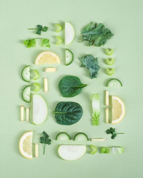 vegetable for  vaginal health.
