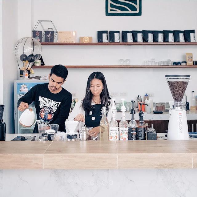Ruang Sarca Cafe Medan Selayang