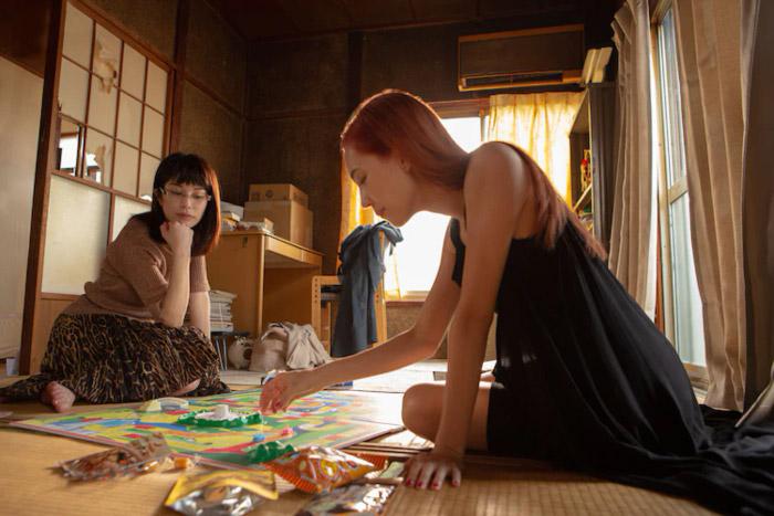 Kanojo (Gunjou / Ride or Die / Contigo a muerte) live-action film - Netflix