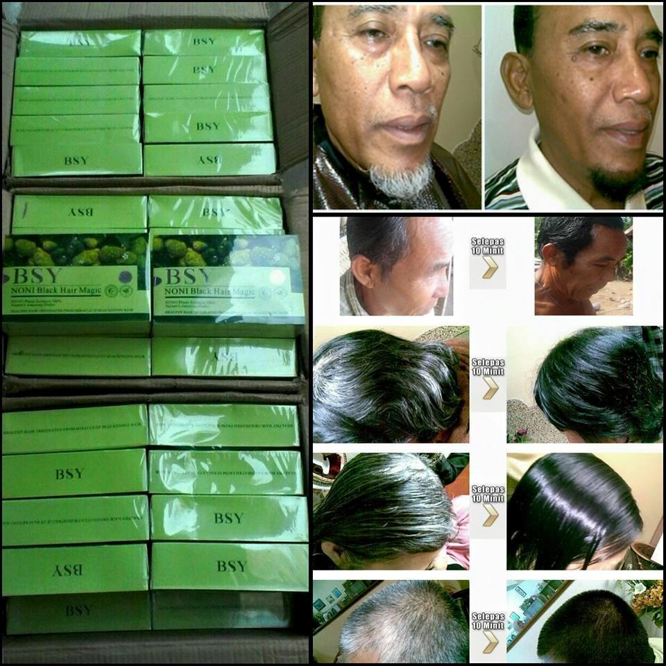 Noni Black Magic Hair Shampoo Bsy Shampo Bsn Buka 1 Sachet Masukan Ke Dalam Tempat Kosong Dan Aduk Hingga Menyatu Gunakan Pengaduk Sendok Plastik Dsb