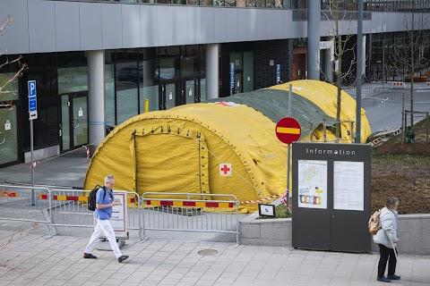 Koronavírus: Svédország meggondolta magát