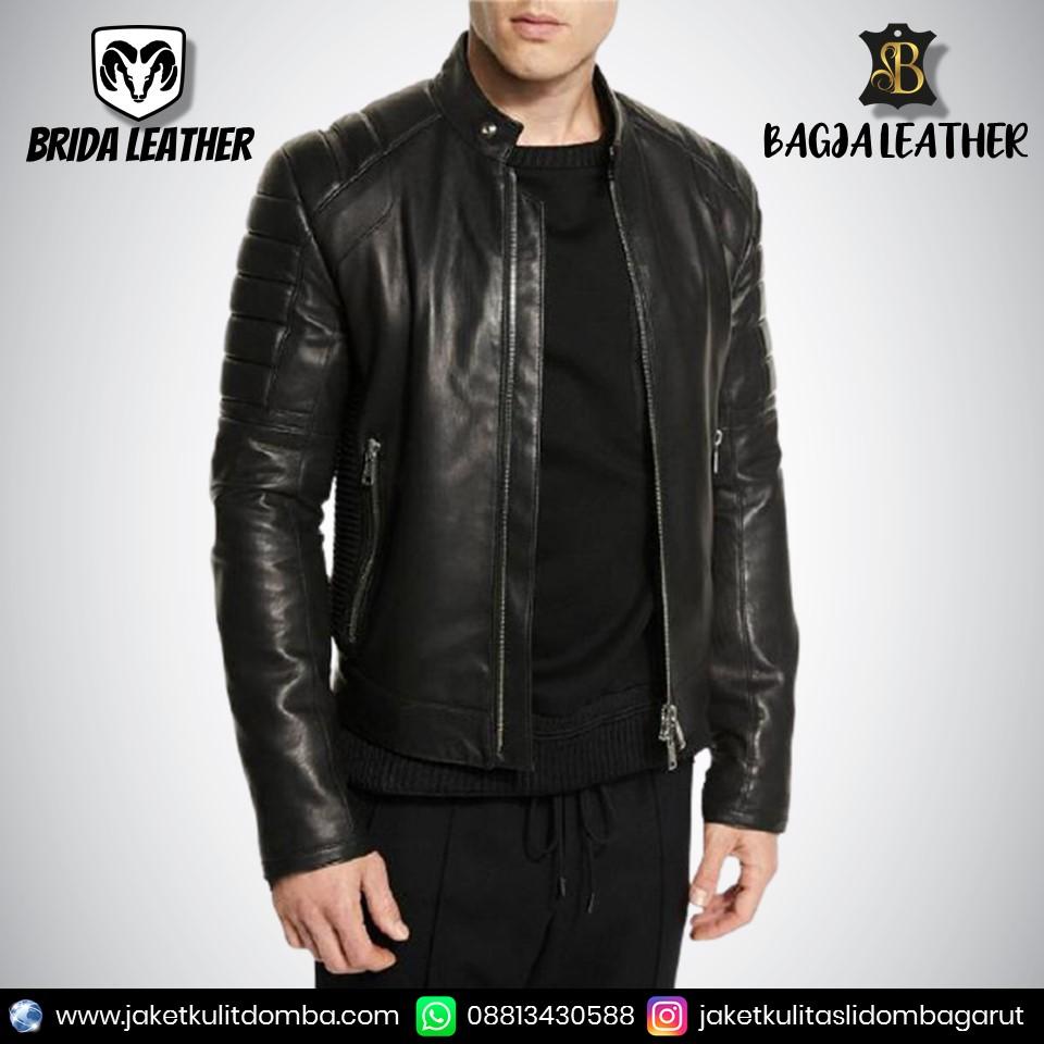 harga jaket kulit pria asli