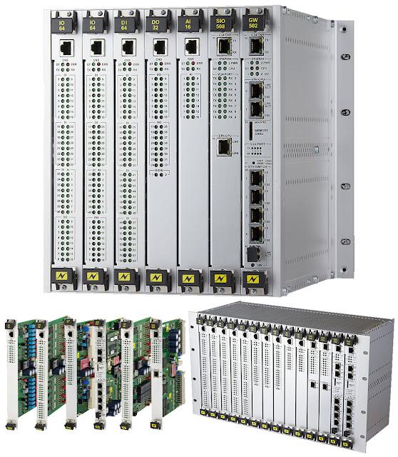 Netcon 500 RTU Scada System