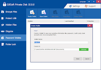 Gilisoft Private Disk v10.0.0 Full version