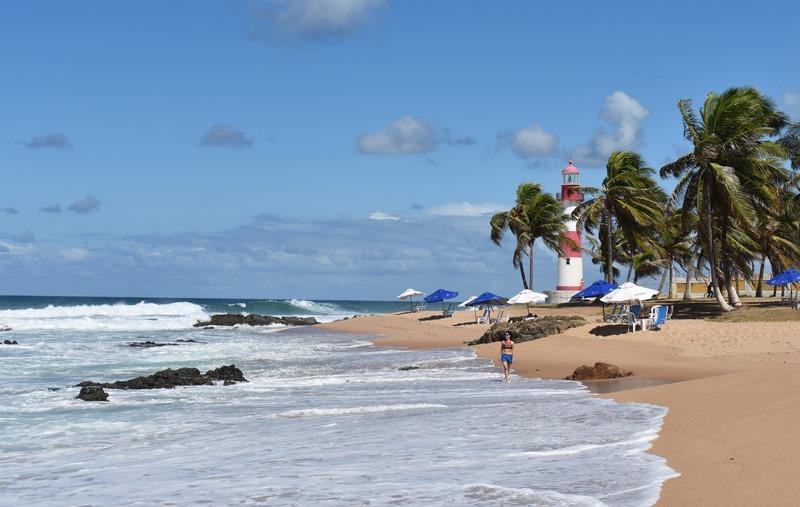 Praia de Itapuã Salvador