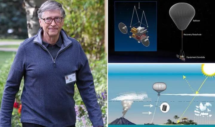 Μεγαλοπρεπές «όχι» από την Σουηδία στους «ψεκασμούς» του Bill Gates !