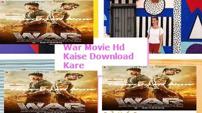 WAR [2019] Hrithik Roshan/ Tiger Shroff Movie Hd 720p Download, Reviews, Cast.WAR Movie in Hindi