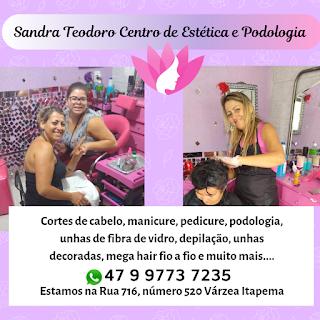 Sandra Teodoro Centro de Estética e Podologia