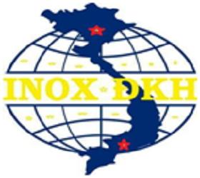 logo%2Bcong%2Bty Cột cờ inox 304 cao 9m 10 m 11m 12m, cổng xếp inox 304 , cổng xếp sắt không ray kéo tay