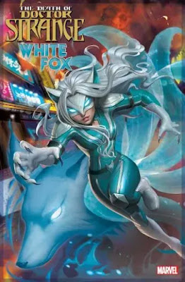Death of Doctor Strange: White Fox # 1