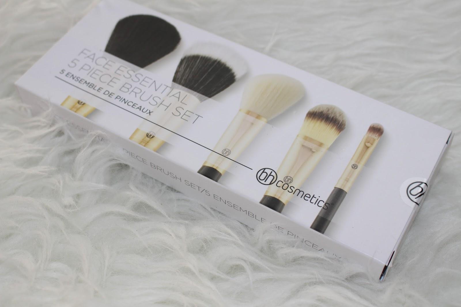 glow berlin haul bh cosmetics face essential 5 piece. Black Bedroom Furniture Sets. Home Design Ideas