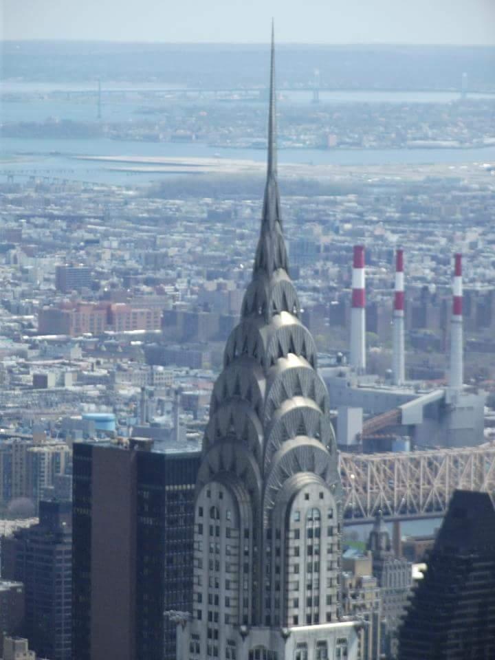 The Chrysler Building - New York What to See in 4 Days