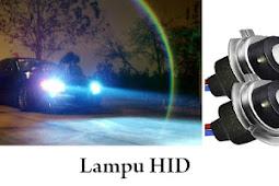 Jangan Asal Pasang Lampu Jenis HID di Lampu Utama Kendaraan