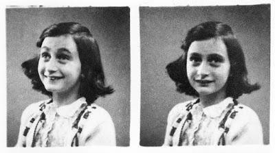Diário escrito por Anne Frank é considerado um dos principais documentos da época nazista — Foto: DESK/ANP/AFP