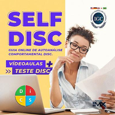 Curso Online Self DISC - Guia Online de Autoanálise Comportamental