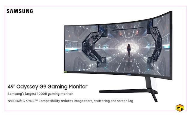 samsung odessey gaming monitor gizmo manila