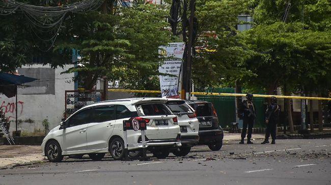 Kesaksian Lain Warga Radius 50 Meter Bom Gereja Katedral Makassar
