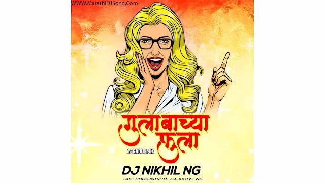 GULABACHYA FHULA ARADHI MIX DJ NIKHIL NG