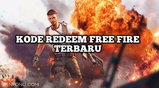 Cara Mendapatkan Kode Redeem Free Fire Terbaru