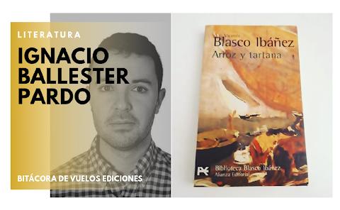 CATA LITERARIA Una de arroz y tartana | Ignacio Ballester Pardo