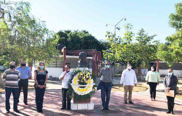 "Homenaje póstumo a Ricardo López Méndez ""El Vate"""