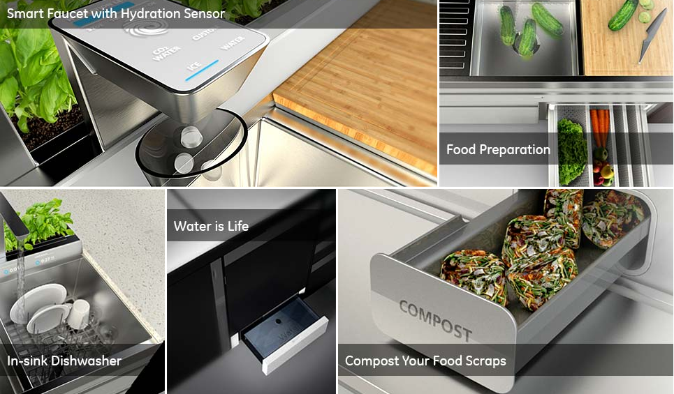 GE's vision of smarter appliances and the home of 2025 ...