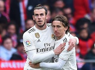 Modric & Bale Injury Worries for Real Madrid