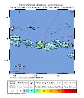 <b>Kerugian Gempa Bumi Lombok Capai Rp342 Milyar</b>
