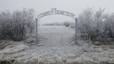 Comrey, Manyberries, Alberta, cemetery, historical
