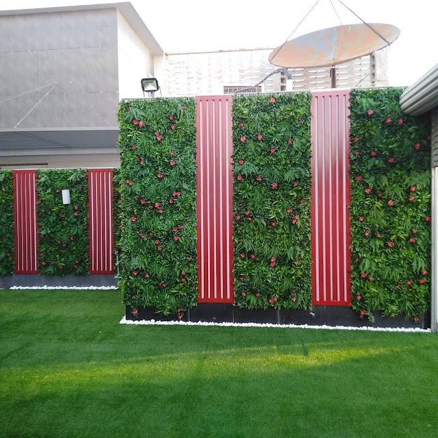 تنسيق حدائق منزلية الطائف