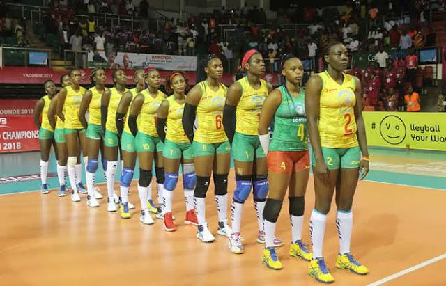 QUALIF JO 2020 (VOLLEYBALL) : LE CAMEROUN CONNAIT SES ADVERSAIRES
