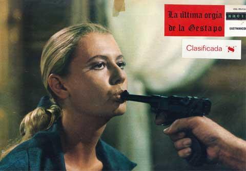 Titre : Réseau secret (titres alternatifs : Les Espionnes du diable, Les Orgies de la Gestapo) Réalisation : Jean Bastia Scénario : Jacques Bernard et.