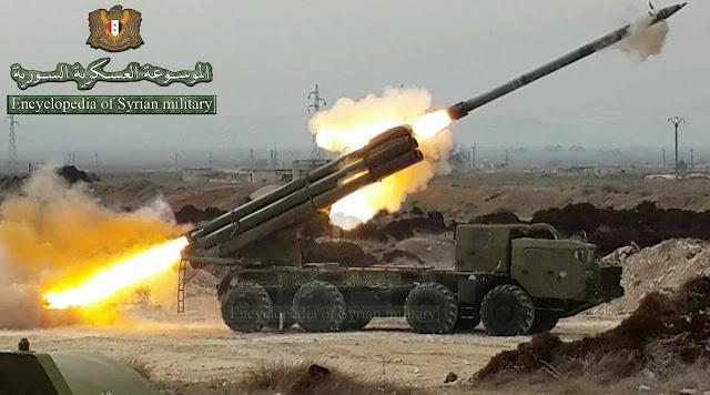 القوة الصاروخية البالستية السورية  - Syrian ballistic missile force