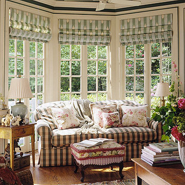 Bay and bow window treatment ideas home appliance - Window treatment ideas pictures ...
