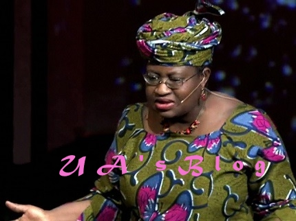 Jonathan Bribed Senators, Reps N17billion To Pass 2015 Budget - Okonjo Iweala Makes Shocking Confession