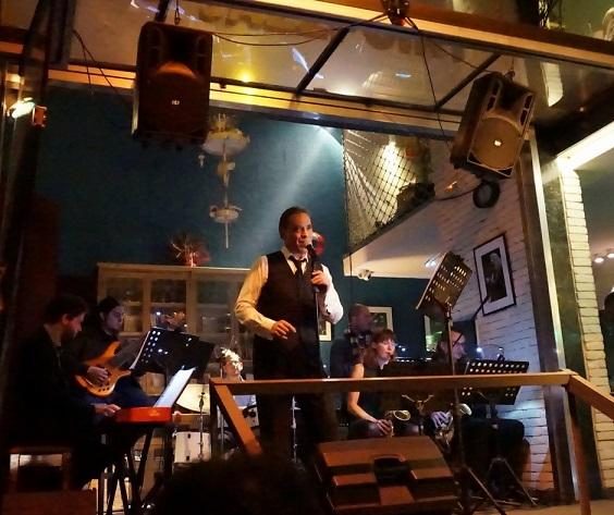 Jazz Point Live