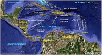 Peso geopolítico de la Asociación de Estados del Caribe