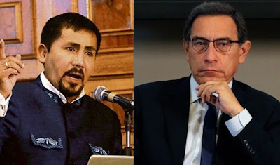 Gobernador de Arequipa da 72 horas a Vizcarra para cancelar licencia de Tía María