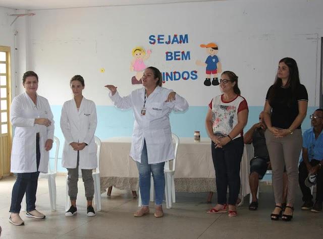 Senador Canedo: Idosos tem programação com informações sobre saúde