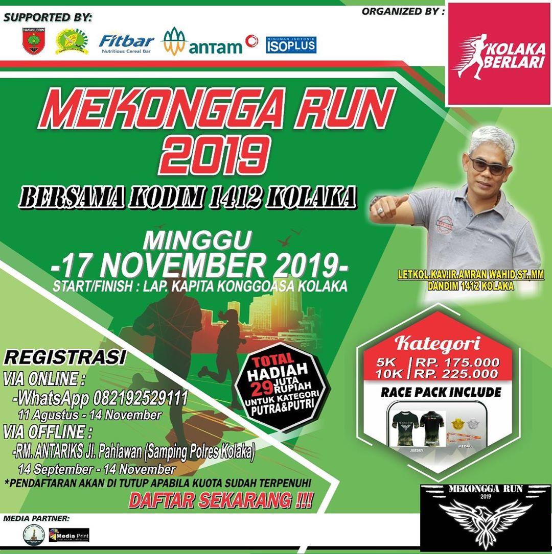 Mekongga Run • 2019