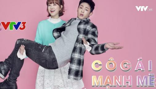 Cô Gái Mạnh Mẽ - Phim Hàn Quốc