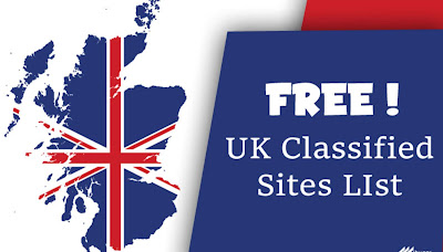 Top UK Free Classified Sites List