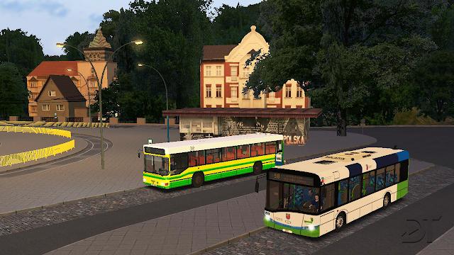 OMSI 2 - Mapa Projekt Szczecin V4.0.1