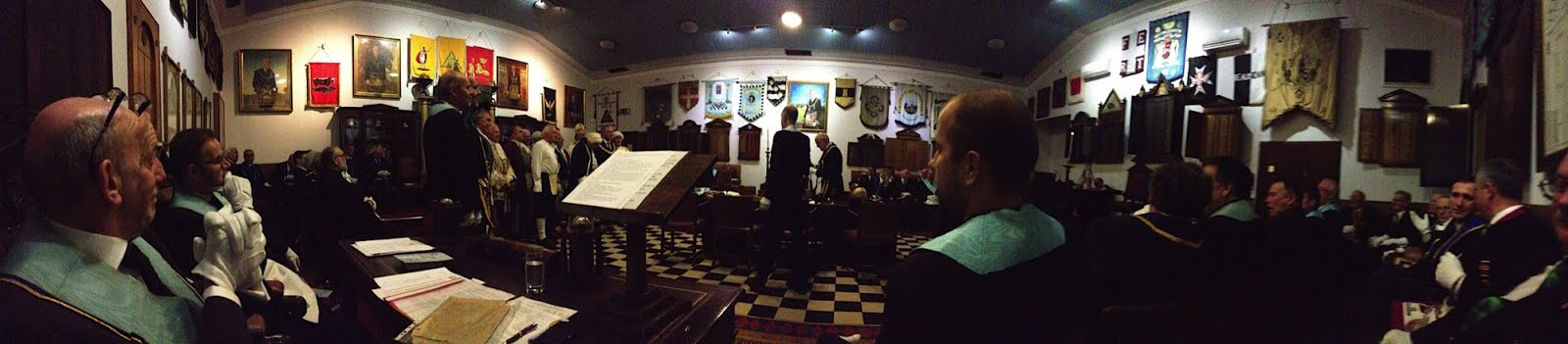 St John In Bedwardine Lodge 7458