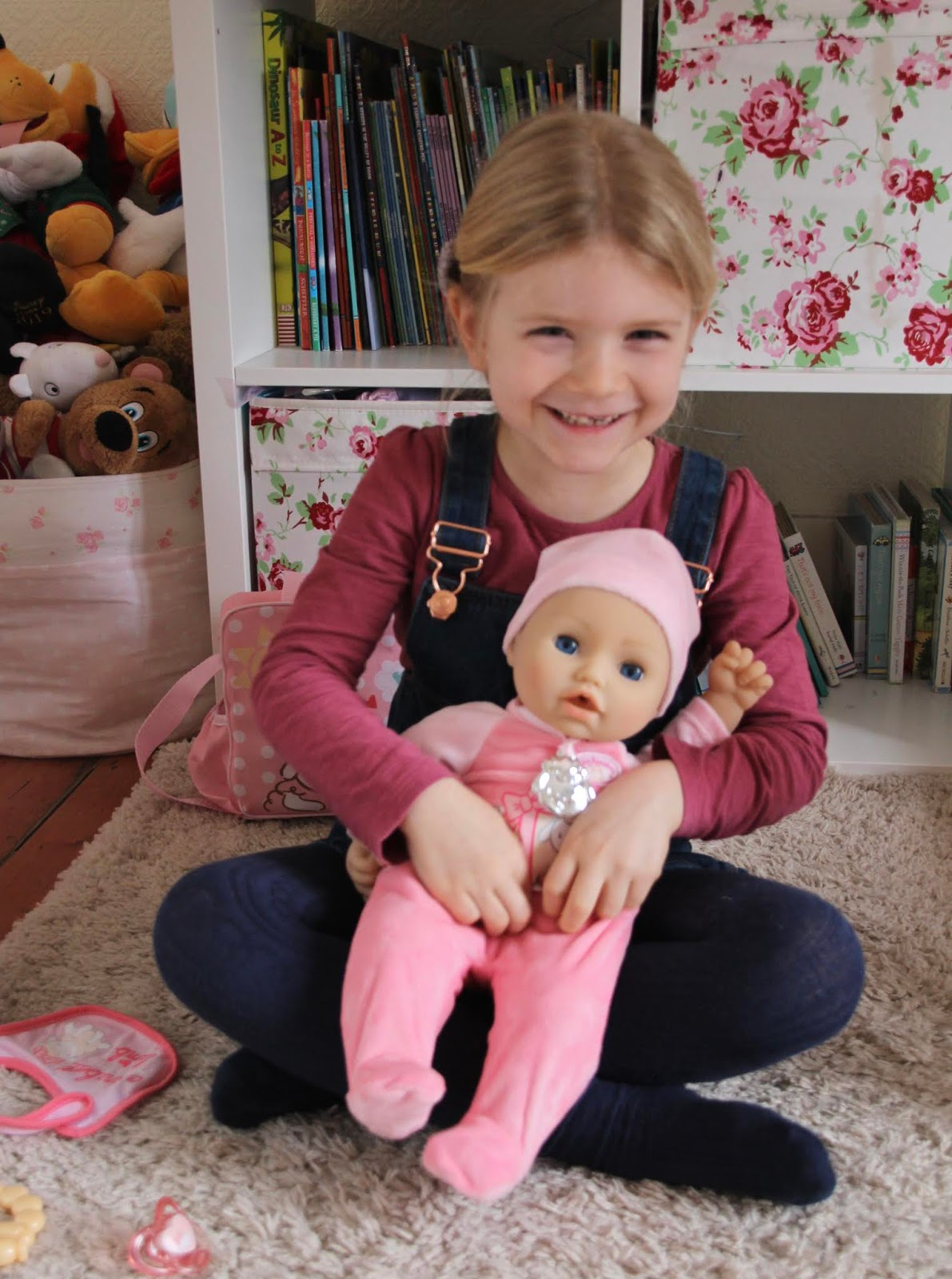 The New Baby Annabell 43cm Doll   Review   Emily and Indiana